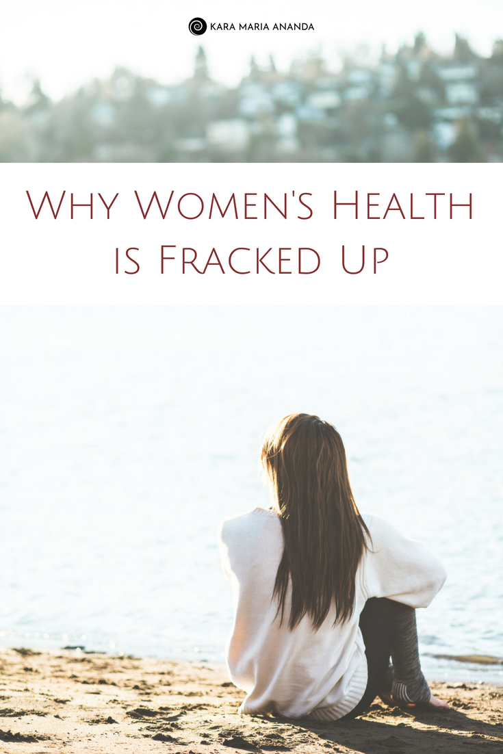Fracking and the Environmental Impacts on Women's Health and Wellness
