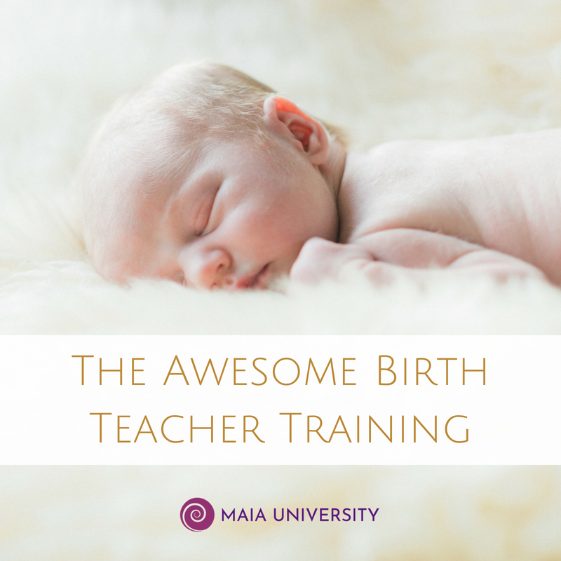 Awesome Birth Teacher Training