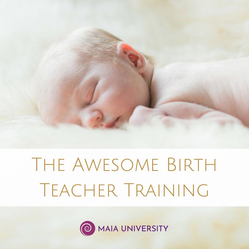 Awesome Birth Teacher Training