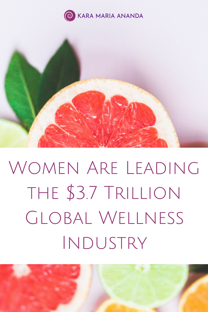 Women make 80% of the health care decisions for their families. Holistic wellness is being led by female consumers and entrepreneurs, who are creating conscious businesses to support social change through empowered women's wellness, natural health, and transformational prosperity.