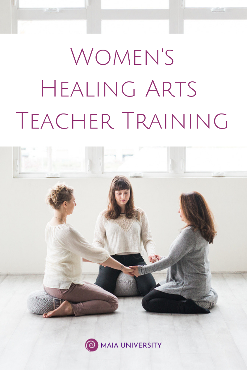 The Women's Healing Arts Teacher Training is a global online course empowering women's wellness advocates, educators, and mentors worldwide.