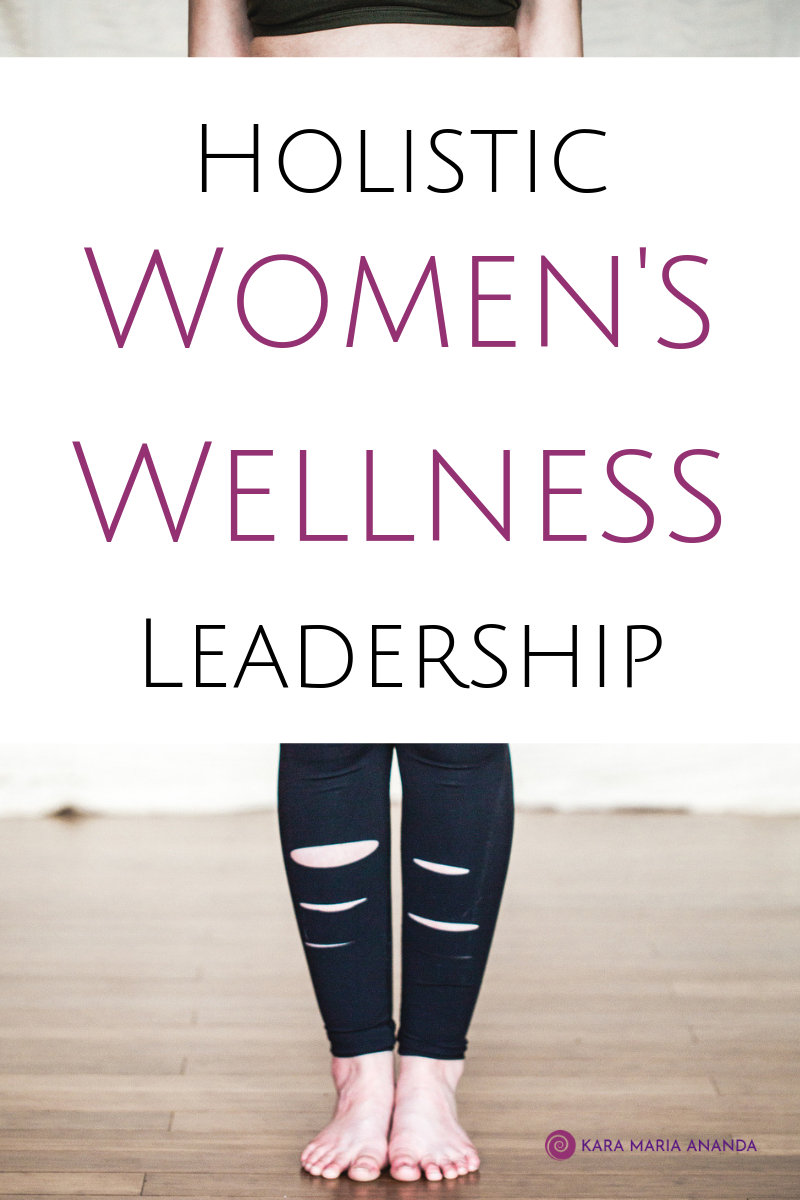 Holistic Women's Wellness Leadership today is empowering women's health, spirit, business, and life through education in communities globally.