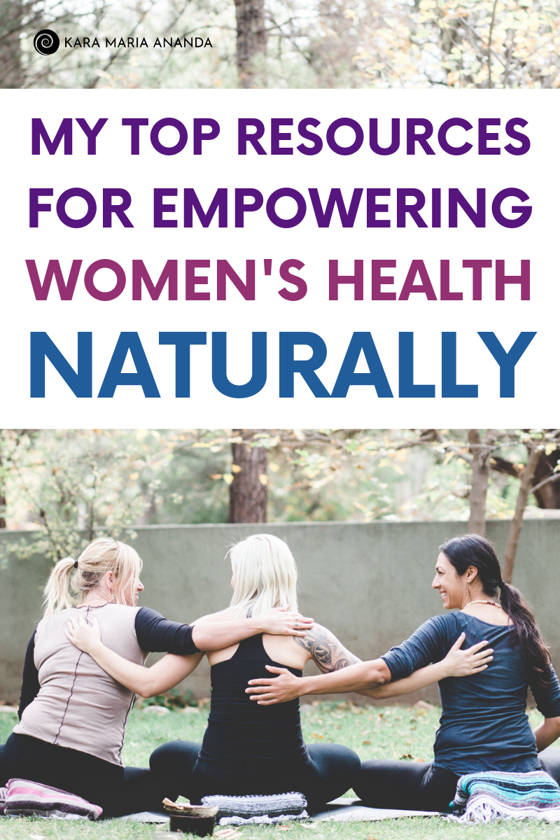 Top Resources for Empowering Women's Health Naturally