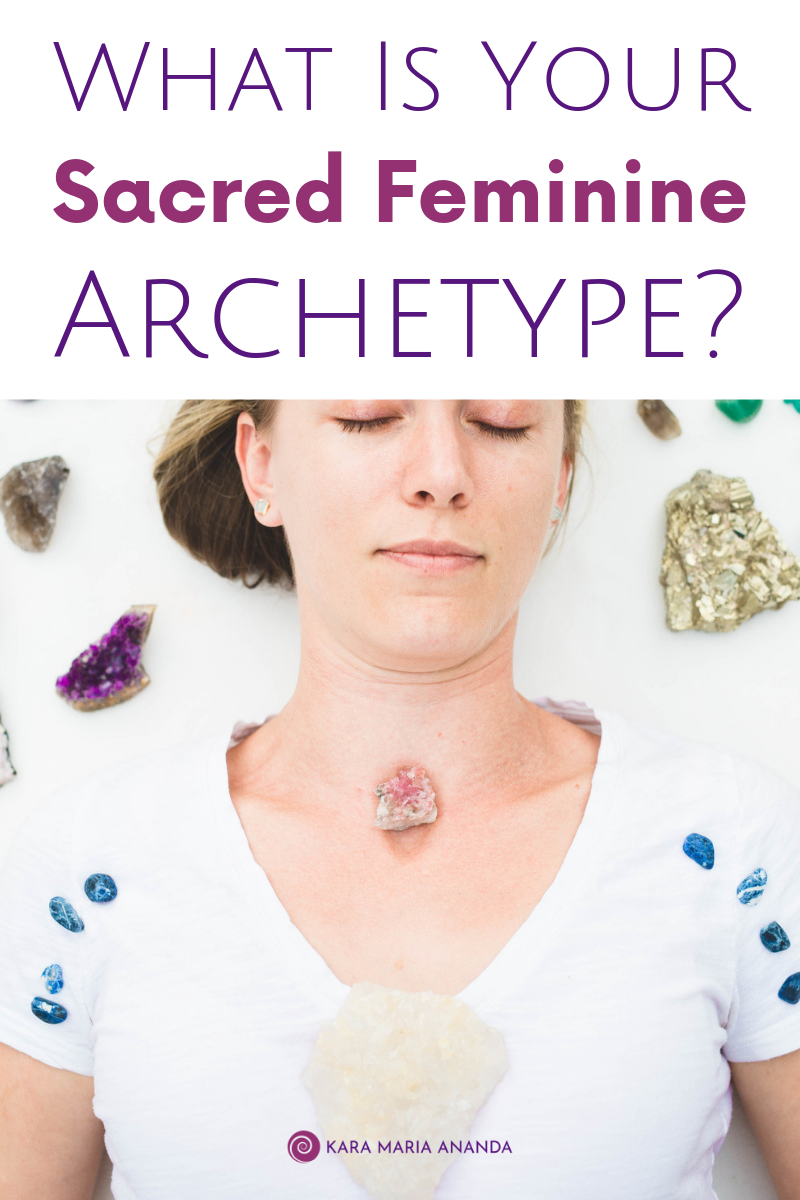 What's Your Sacred Feminine Leadership Archetype? Discover which of the Seven Sisters you connect with!