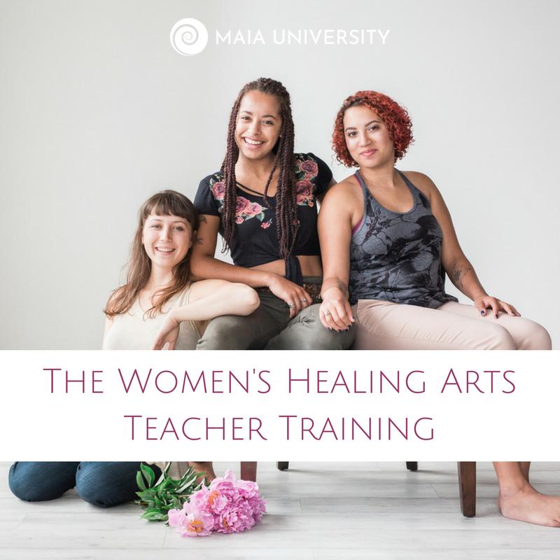 Women's Healing Arts Teacher Training in Natural Feminine Health and Wellness