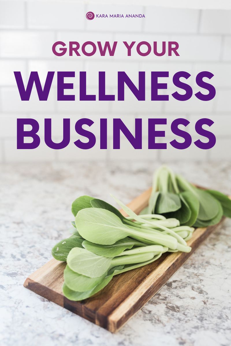 What you must know to grow a successful holistic wellness business today.