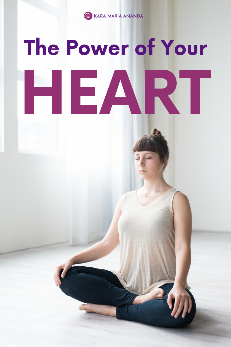 The Power of the Heart: Love, Energy, Intuition, and Heart-Centered Consciousness