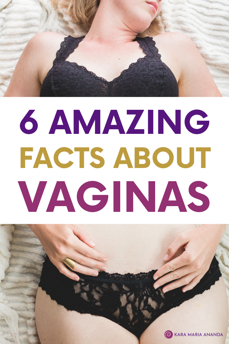 6 Amazing Facts About Vaginas