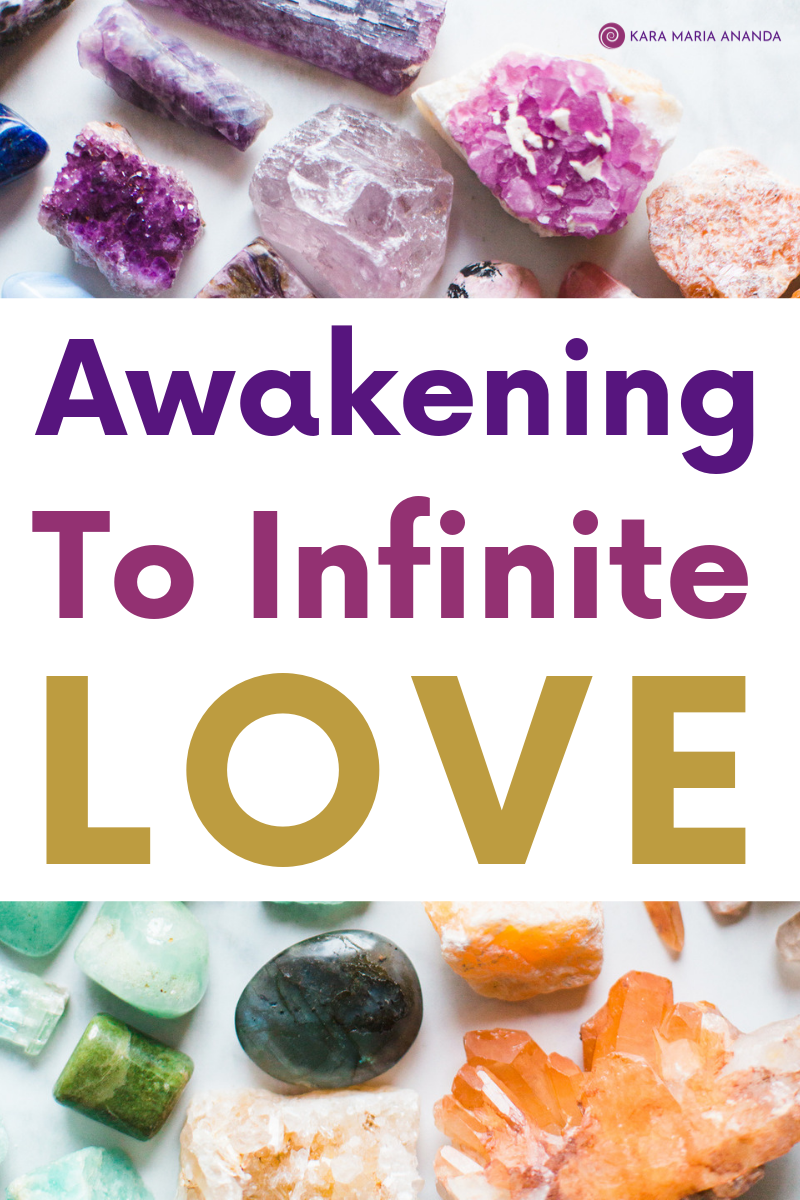 Awakening to Infinite Love: Get Into the Flow of Conscious Creation