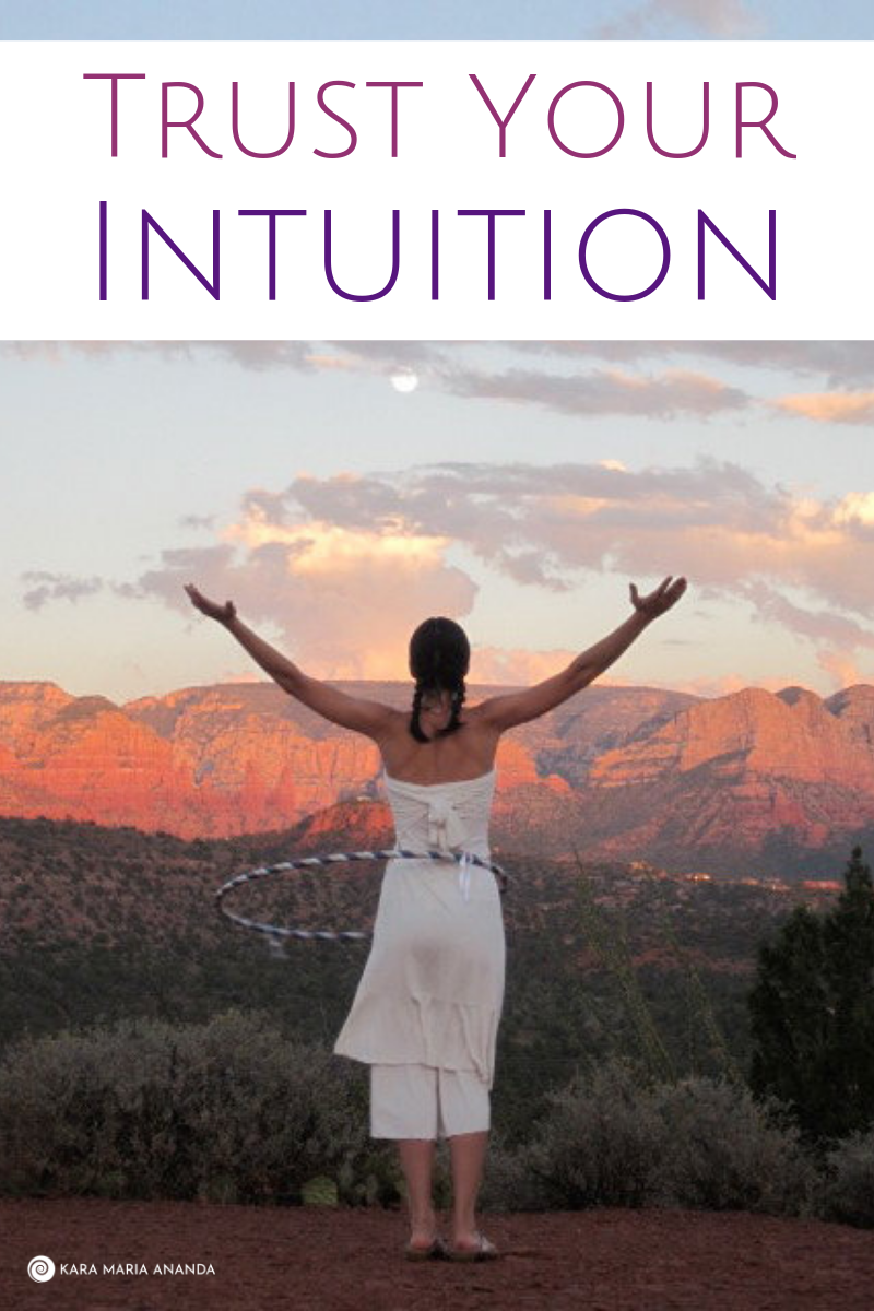 Trust Your Intuition & Follow The Heart Path