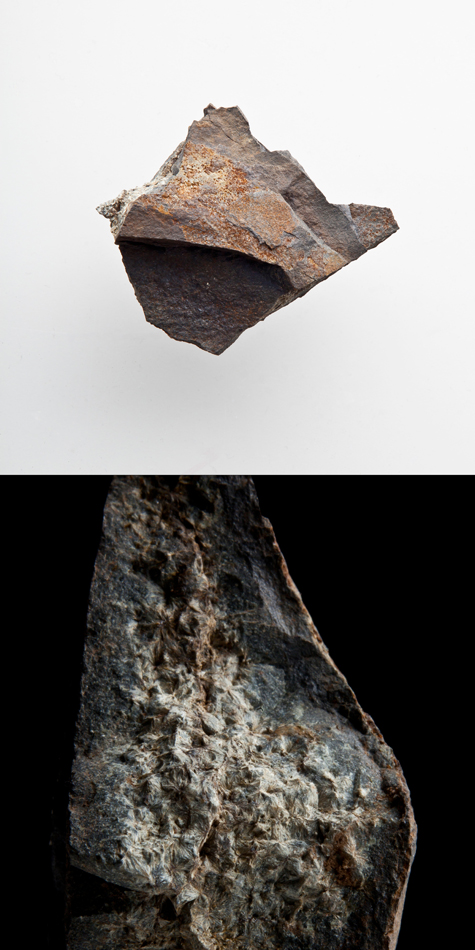 Grunnerite in Banded Iron Formation-Ironwood Iron Formation.jpg