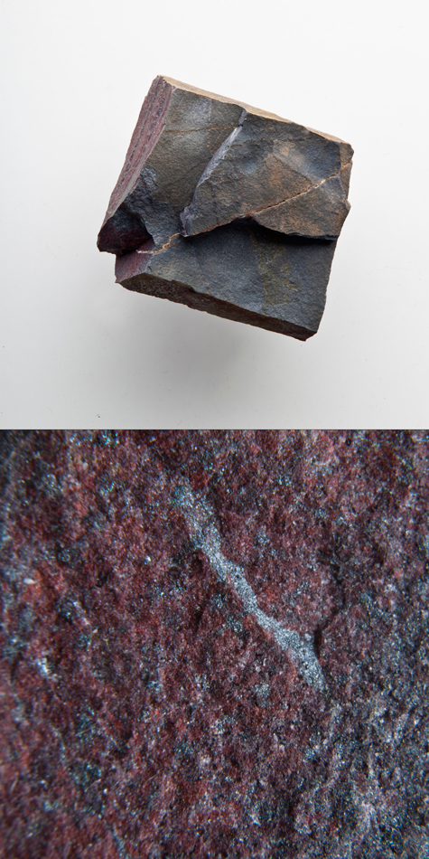 Magnetic Banded Iron Formation- Neganee Formation.jpg