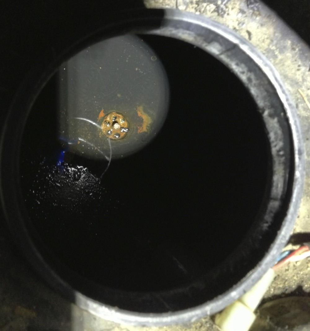 Dirty Tank