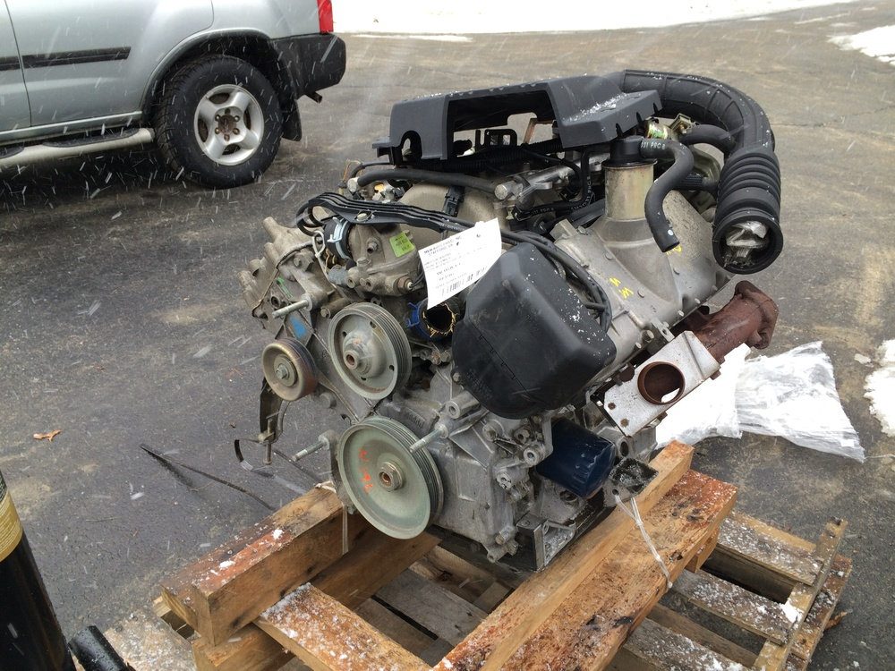 Engine without Plastic