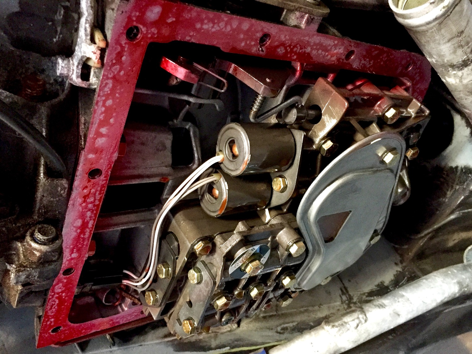 Replacing the Automatic Transmission Pan Gasket — Joe's Projects