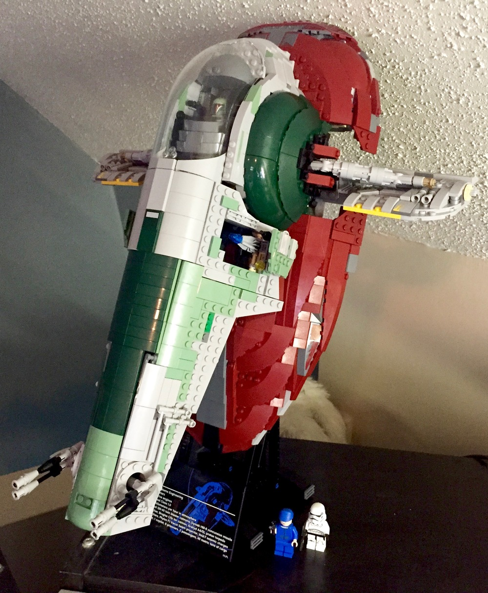 LEGO Slave I