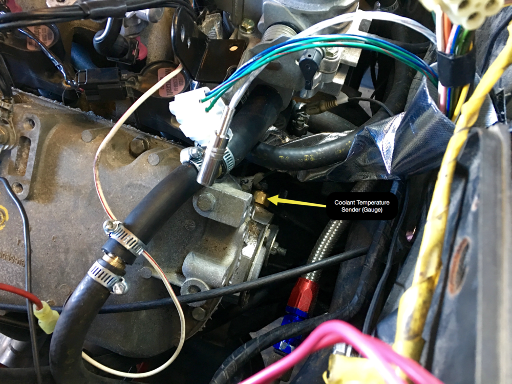 Wiring, Installing the New Harness and Fuel Injector Refurbishing ...