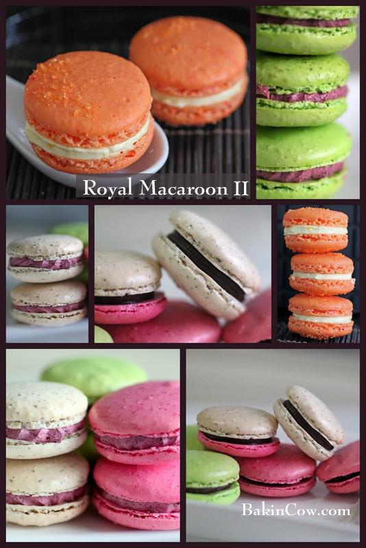 Royal Macaroons II
