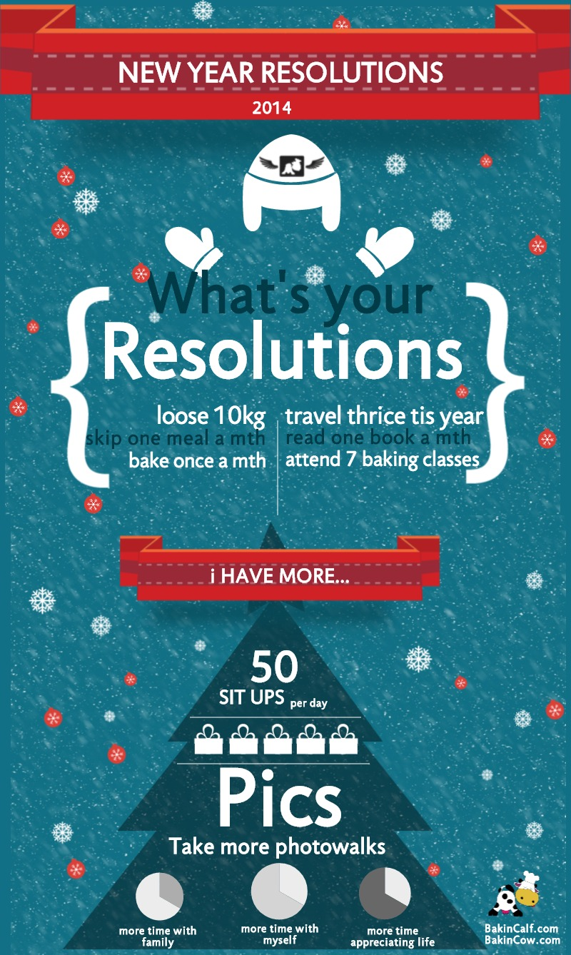 New Year 2014 Resolutions