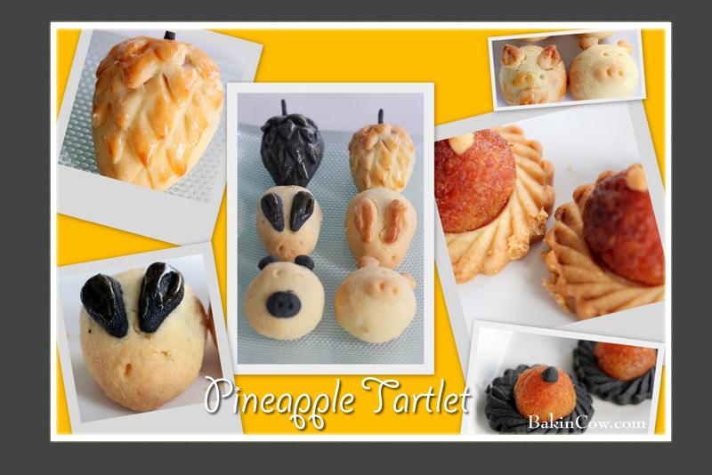 Pineapple Tartlet class
