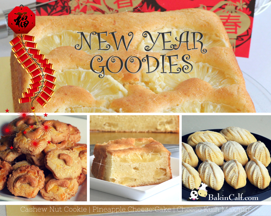 New Year Goodies baking class