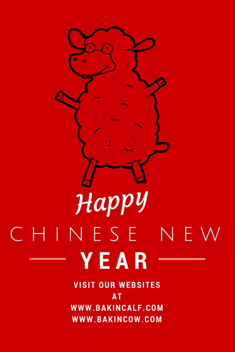 Happy Chinese New Year Greetings 2015 Baking Classes In Singapore