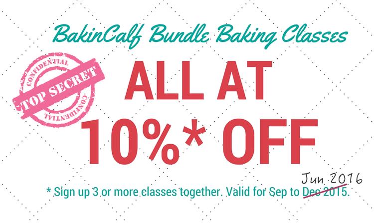 Baking Promotion