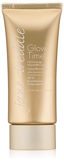 Jane Iredale BB Glow Time Mineral Foundation -