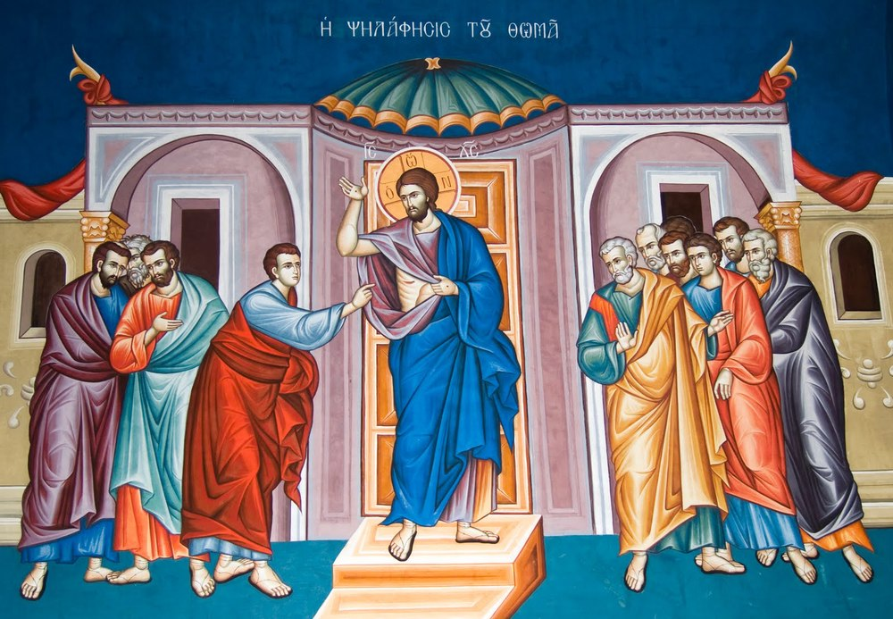 The Handling by St. Thomas the Apostle