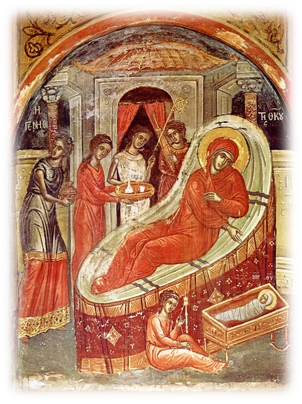 The Nativity of the Most Holy Theotokos