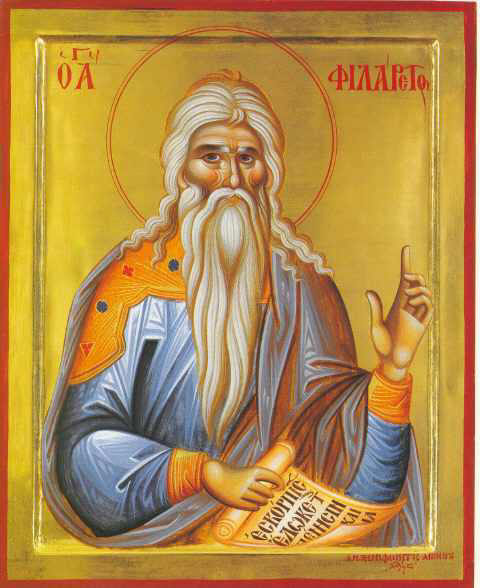 Saint Filaret the Merciful