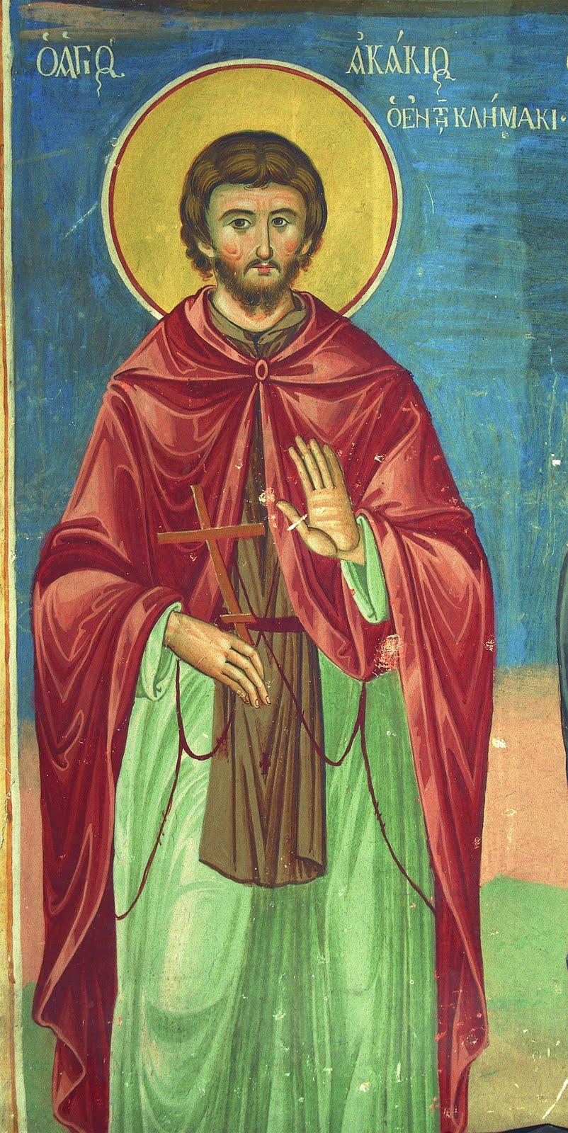 St. Akakios of Sinai