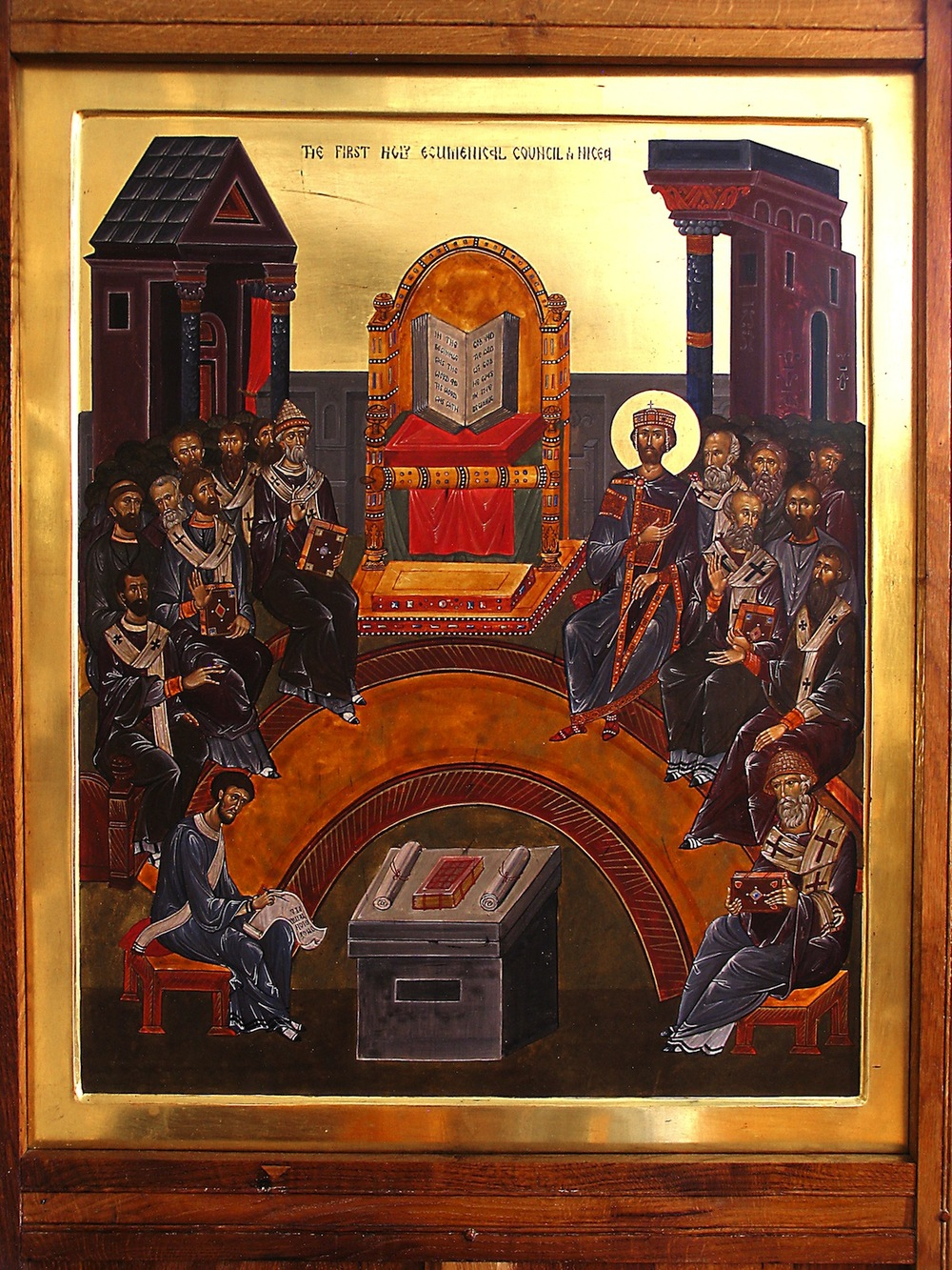 The Fathers of the First Ec. Synod