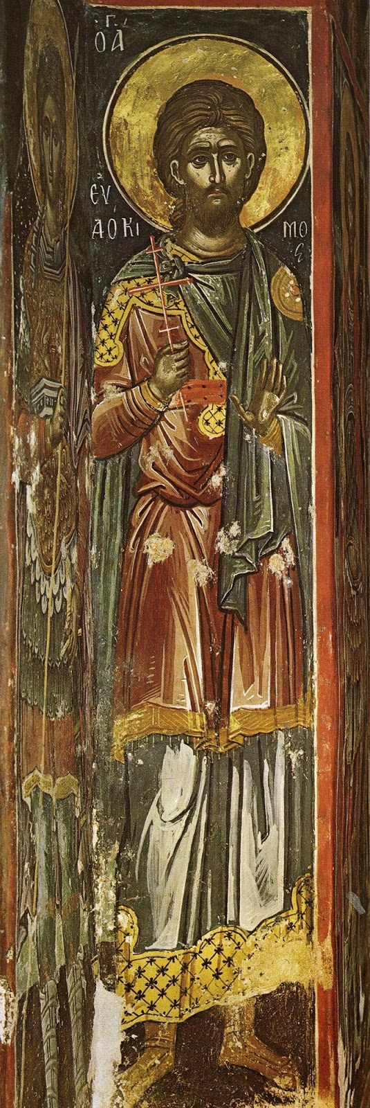 St. Evdokimos the Righteous