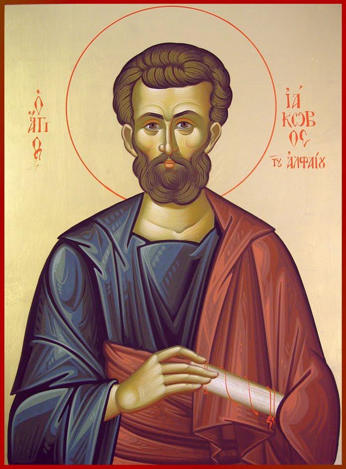 St. James, son of Alphaeus