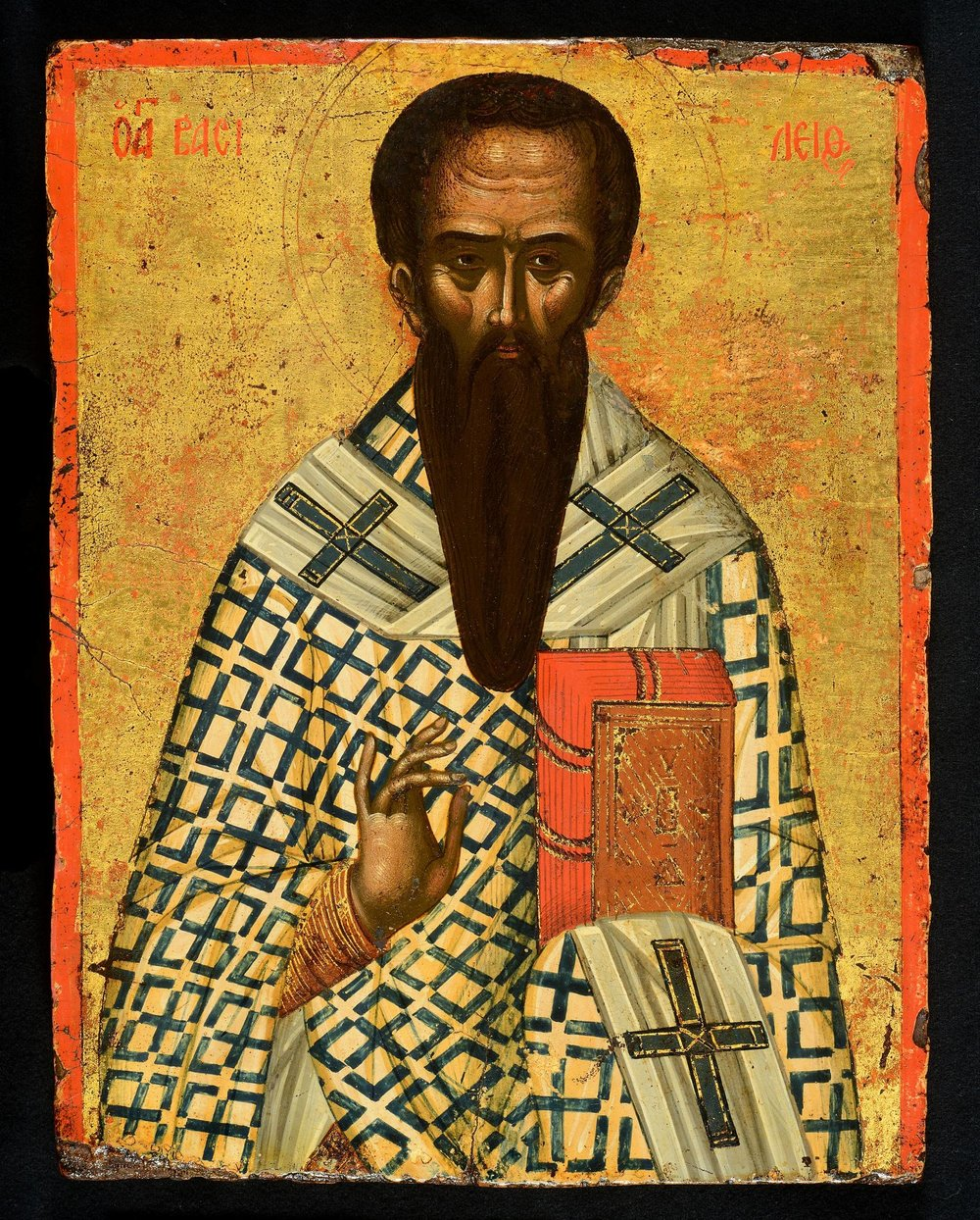 St. Gregory Palamas the Wonderworker, Archbishop of Thessaloniki