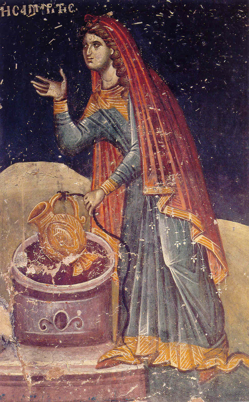 St. Photini, the Samaritan Woman