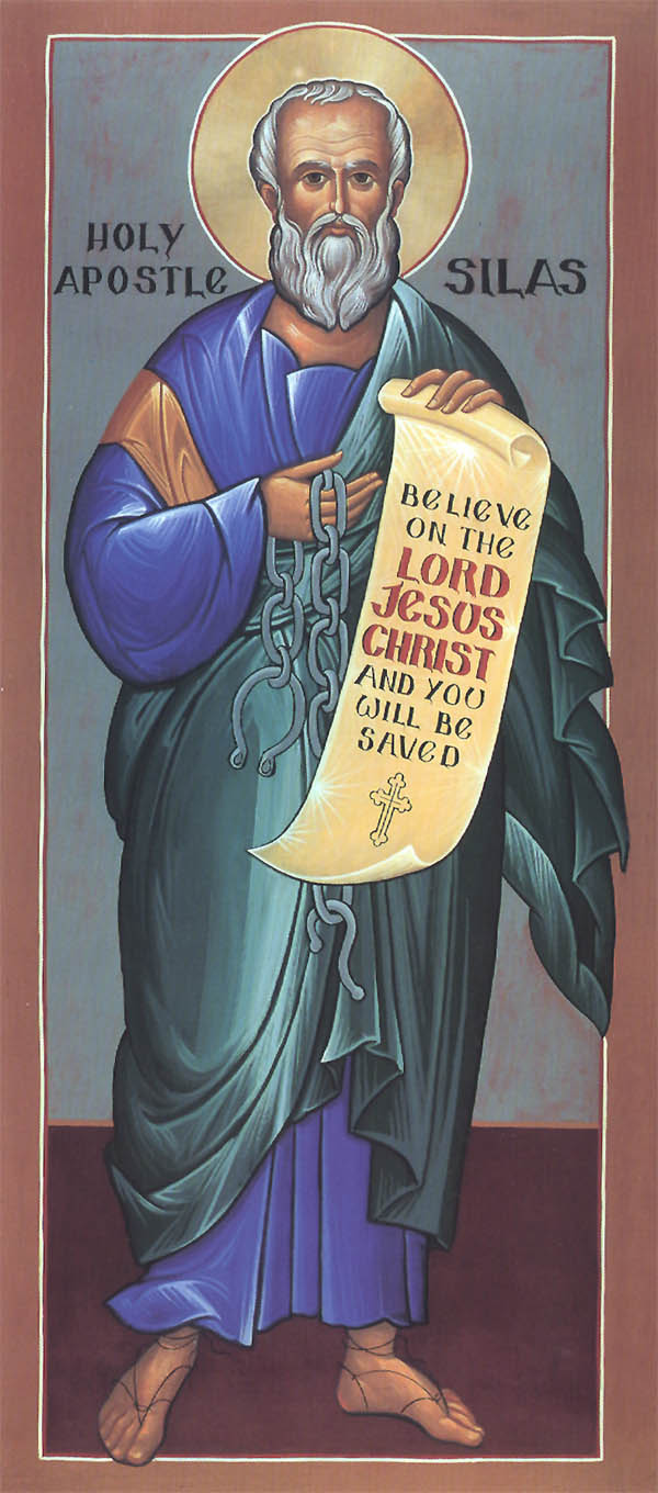 St. Silas of the 70 Apostles