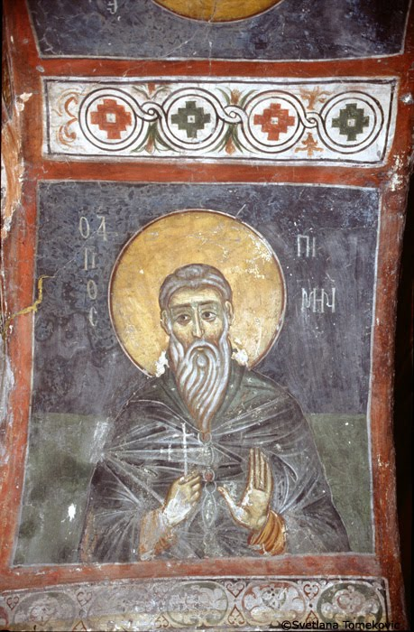 St. Pimin the Great of Egypt