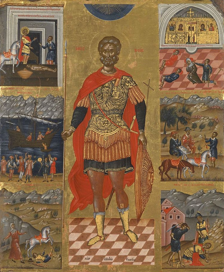 St. Menas of Egypt