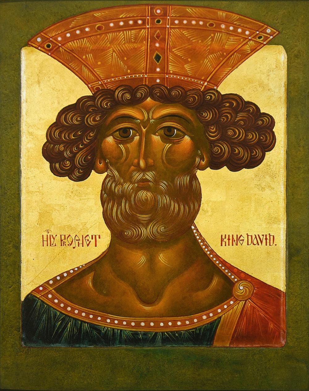 St. David the Prophet-King