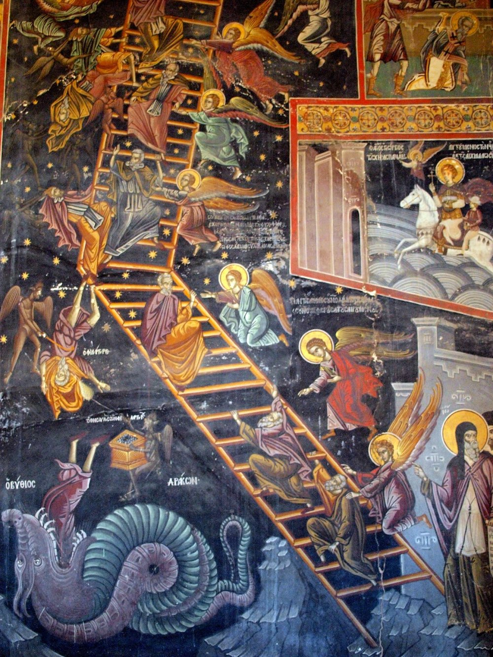 St. John of Sinai, author of the Ladder of Divine Ascent
