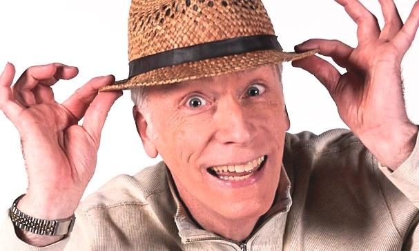 Magician and amazement expert Chris Pilsworth