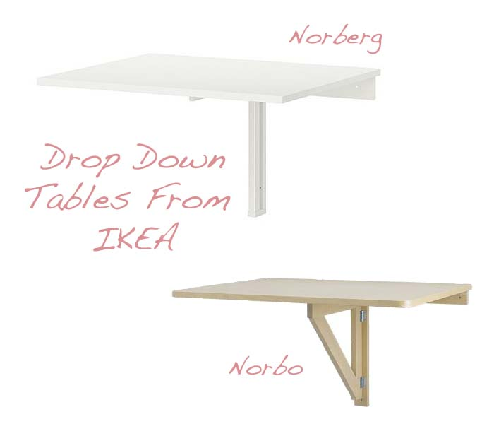 More porch dreams tea time diy juvenile hall design for Table up and down ikea