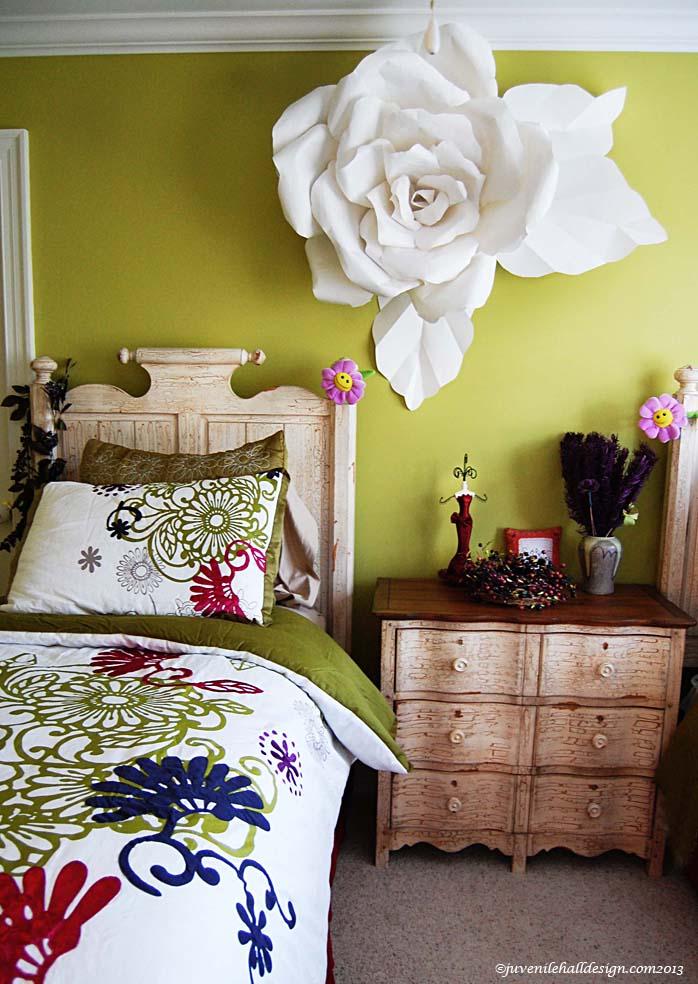 Rose garden room on popsugar.com