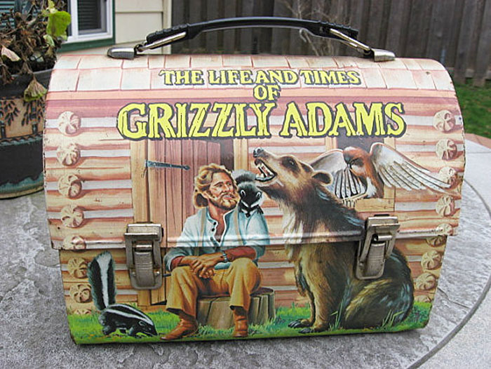 Grizzly Adams $75
