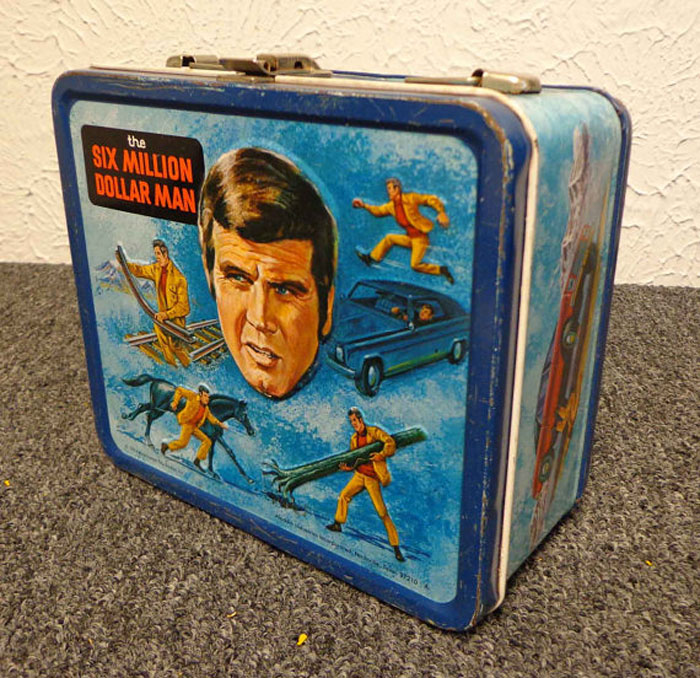 Six Million Dollar Man $50