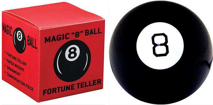 The Magic 8 Ball