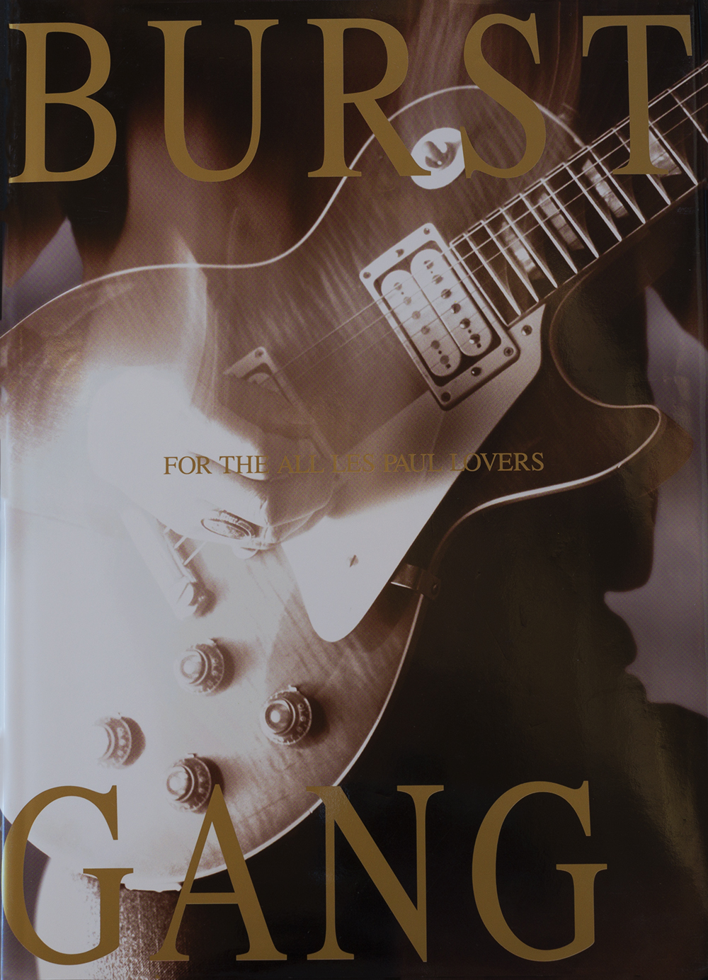 burst gang, for all the les paul lovers, by 1st guitar and morry takashima