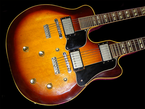 1961 EMS-1235 Double Mandolin, Sunburst
